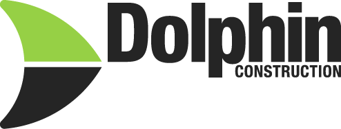 Dolphin Construction Corporation Logo